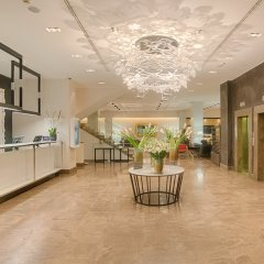 Отель NH Collection Milano President интерьер отеля