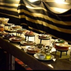 Отель Ammarin Bedouin Camp Иордания, Вади-Муса - отзывы, цены и фото номеров - забронировать отель Ammarin Bedouin Camp онлайн питание фото 3