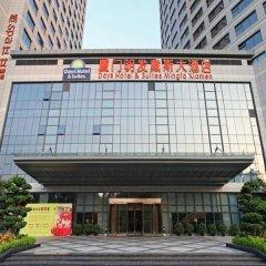 Отель Days Hotel & Suites Mingfa Xiamen Китай, Сямынь - отзывы, цены и фото номеров - забронировать отель Days Hotel & Suites Mingfa Xiamen онлайн парковка