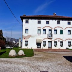 Отель Agriturismo Sartori Terenzio Италия, Куинто-Вичентино - отзывы, цены и фото номеров - забронировать отель Agriturismo Sartori Terenzio онлайн вид на фасад