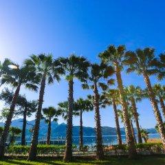 Fortezza Beach Resort Турция, Мармарис - отзывы, цены и фото номеров - забронировать отель Fortezza Beach Resort онлайн пляж