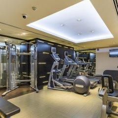 Отель Amba Hotel Grosvenor Великобритания, Лондон - 1 отзыв об отеле, цены и фото номеров - забронировать отель Amba Hotel Grosvenor онлайн фитнесс-зал