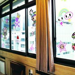 Tokidoki Popup Hotel детские мероприятия