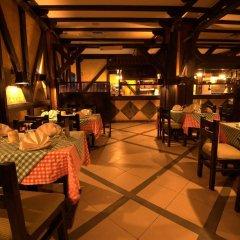 Отель Le Pacha Resort питание