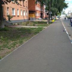 Гостиница Strelka городской автобус