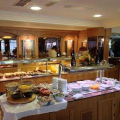 Отель Amoros питание