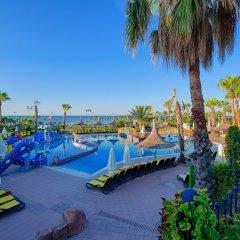 Отель Kamelya K Club Сиде бассейн