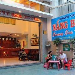 Отель Nang Bien Hotel Вьетнам, Нячанг - отзывы, цены и фото номеров - забронировать отель Nang Bien Hotel онлайн бассейн фото 2