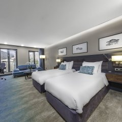 Отель Park Dedeman Trabzon сейф в номере