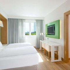 Отель NH Frankfurt Messe комната для гостей