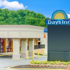 Отель Days Inn Towson фото 4