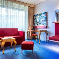 Отель Radisson Blu Hotel Zurich Airport Швейцария, Цюрих - 1 отзыв об отеле, цены и фото номеров - забронировать отель Radisson Blu Hotel Zurich Airport онлайн фото 3