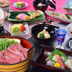 Hotel Sunresort Shonai Цуруока питание