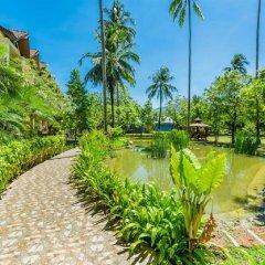 Отель Duangjitt Resort, Phuket Пхукет приотельная территория