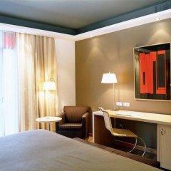 Hotel Jazz 3* Стандартный номер с различными типами кроватей фото 5