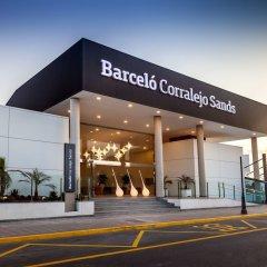 Отель Barceló Corralejo Sands развлечения