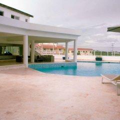 Отель Vista Marina Residence Доминикана, Бока Чика - отзывы, цены и фото номеров - забронировать отель Vista Marina Residence онлайн бассейн