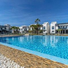 Отель Бунгало Espanhouse Oasis Beach 101 Ориуэла бассейн фото 3