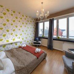 Апартаменты New Town Apple Apartments Прага комната для гостей фото 2