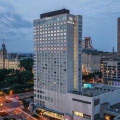 Отель Hilton Québec Канада, Квебек - отзывы, цены и фото номеров - забронировать отель Hilton Québec онлайн фото 6