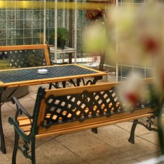 Отель Golden City балкон