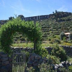 Отель Titicaca Lodge фото 24