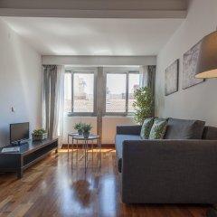 Отель Apartamento Retiro II Испания, Мадрид - отзывы, цены и фото номеров - забронировать отель Apartamento Retiro II онлайн комната для гостей фото 4