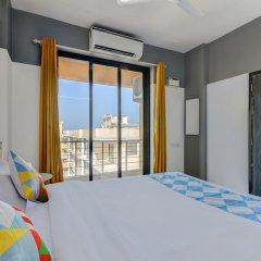 Отель OYO 24498 Home Elegant 1BHK Dabolim Индия, Южный Гоа - отзывы, цены и фото номеров - забронировать отель OYO 24498 Home Elegant 1BHK Dabolim онлайн балкон