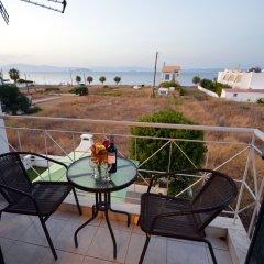 Отель Koukounari Studios Греция, Агистри - отзывы, цены и фото номеров - забронировать отель Koukounari Studios онлайн балкон