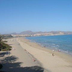 Отель Morasol Atlántico пляж