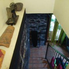 Отель A Casinha de Santa Cruz Санта-Крус интерьер отеля фото 2
