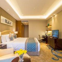 Отель Golden Tulip Suzhou Residence комната для гостей фото 4