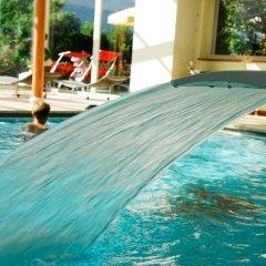 Hotel Sunnwies Сцена бассейн