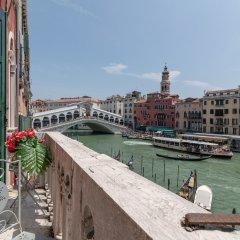 Отель Venice Grand Canal Terrace Италия, Венеция - отзывы, цены и фото номеров - забронировать отель Venice Grand Canal Terrace онлайн приотельная территория