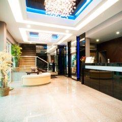 Отель The Green View интерьер отеля