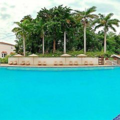 Отель Sandcastles Jamaica Beach Resort Ocho Rios бассейн