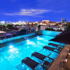 Отель Chillax Heritage бассейн фото 2