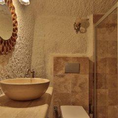 Miracle Cave Hotel Турция, Мустафапаша - отзывы, цены и фото номеров - забронировать отель Miracle Cave Hotel онлайн ванная фото 2