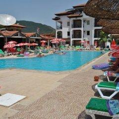 Отель Ekinci Palace бассейн