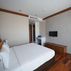 Отель Q Conzept Condominium пляж Ката комната для гостей фото 4