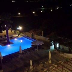 Отель Blue Fountain Греция, Эгина - отзывы, цены и фото номеров - забронировать отель Blue Fountain онлайн бассейн