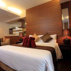 Отель FuramaXclusive Sathorn, Bangkok Бангкок комната для гостей фото 2