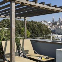 Citadines Apart`Hotel Montmartre Париж бассейн