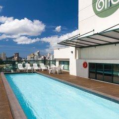 Отель Bourbon Vitoria Hotel (Residence) Бразилия, Витория - отзывы, цены и фото номеров - забронировать отель Bourbon Vitoria Hotel (Residence) онлайн бассейн