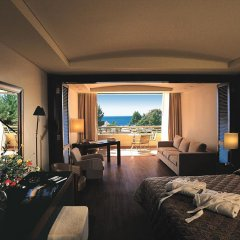 Porto Carras Meliton Hotel комната для гостей фото 4
