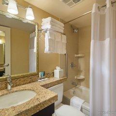 Отель Crowne Plaza Toronto Airport Канада, Торонто - отзывы, цены и фото номеров - забронировать отель Crowne Plaza Toronto Airport онлайн ванная