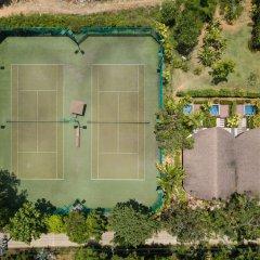 Отель Village Coconut Island остров Кокос спортивное сооружение