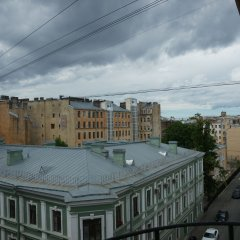 Malevich hostel балкон