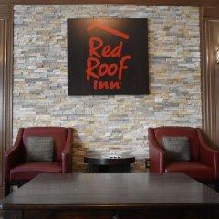Отель Red Roof Inn Meridian интерьер отеля фото 3