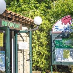 Отель Flaminio Village Bungalow Park Италия, Рим - 3 отзыва об отеле, цены и фото номеров - забронировать отель Flaminio Village Bungalow Park онлайн развлечения